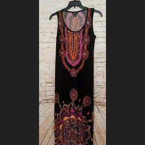 AB Studio Maxi Dress Size M